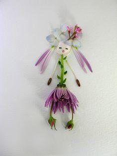 Lisette - flower girls by Elsa Mora