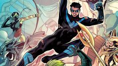 'Nightwing' Director Defends The Film's Absence From The Comic-Con DCEU Slate