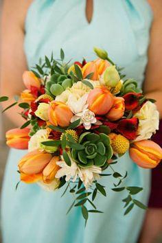 Os mais bonitos ramos de noiva com túlipas: Escolha já o seu favorito e arrase no grande dia! Image: 4
