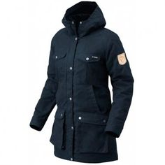 Fjellreven Greenland Parka W! Got it in the mail yesterday! Love it!