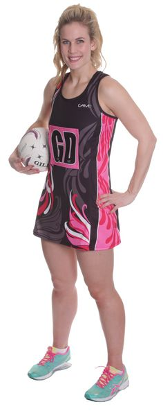 Why choose Game Clothing for your custom Netball Dresses? All our uniforms are made in Australia we have huge range and can cater for all sizing requirements. Netball Uniforms, Sports Uniforms, Summer Dresses Online, Dress Online, Netball Dresses, King Dress, Dresses Online Australia, Sport Girl, Cool Style