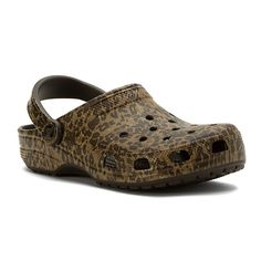 """Crocs, Inc. Classic Leopard II Clog - Men's"" Women's Clogs, Crocs, Sandals, Classic, Fashion, Derby, Moda, Shoes Sandals, Fashion Styles"