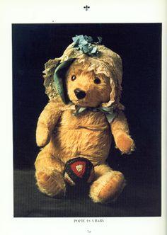 steiff ophelia bear - Google Search