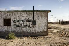 everything must end
