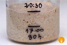 Cómo crear tu propia masa madre para hacer pan casero | Recetas de Cocina Casera | Encuentra tu receta