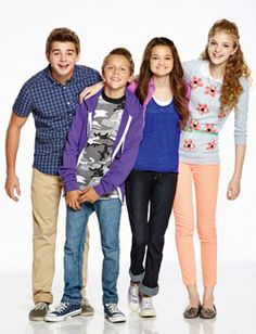 Ciara Bravo and Jack Griffo Star in Nickelodeon's Jinxed