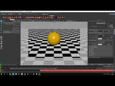 Renderman con Nuke. Composición Canales Parte 01 de 02 - YouTube