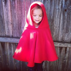 A personal favorite from my Etsy shop https://www.etsy.com/listing/487845123/hooded-cape