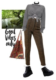 """Peut-il y avoir seulement la nature, la littérature, l'art et la musique dans la vie"" by writeyourownmagicspells ❤ liked on Polyvore featuring Emanuel Ungaro, Ashish and NOVICA"