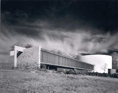 This awesome modernist building will be demolished, unfortunately. Farewell to Richard Neutra's Cyclorama Center in Gettysburg