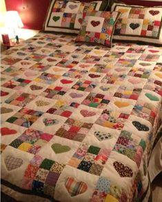 Como hacer una colcha patchwork Brother España