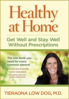 Dr Low Dog on health, such an amazing woman and book