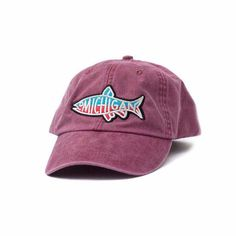 Fishigan unstructured hat - Ardent Ink