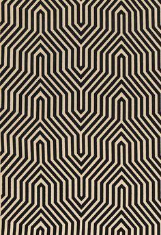 Vanderbilt Velvet by Mary McDonald for Schumacher #wallcovering #pattern