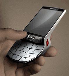 Mobile Balance Concept - Ergonomics