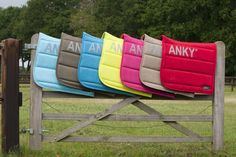 ANKY Saddle Pads Spring Summer 2015