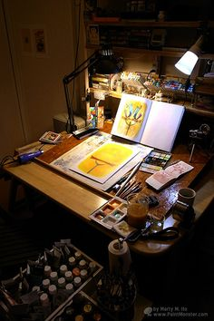 art studio ideas