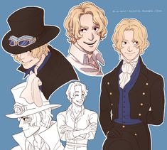Sabo One Piece, Ace Sabo Luffy, One Piece Pictures, 0ne Piece, Various Artists, Fangirl, Anime Art, Animation, Manga