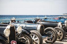 Rain starts play at the International Bugatti Rally | Classic Driver Magazine