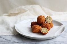 Olive all'Ascolana (Deep-Fried Stuffed Olives) Recipe on Food52, a recipe on Food52