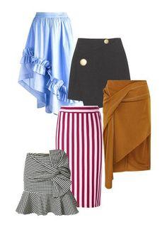 Denim, Rüschen, Vichy: Das sind die 33 schönsten Röcke für den Sommer