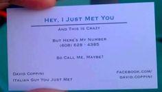 I would call him...