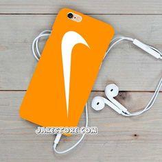 Nike Orange iPhone Case 4 4s 5 5s 5c 6 6s Plus Hard Case Cover
