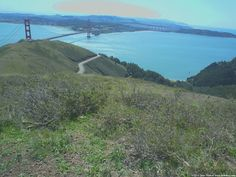 view from Slacker Hill