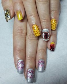 Candyman theme shellac