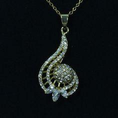 Susanna pendant from Ciao Bella Jewellery ciaobellajewellery.com
