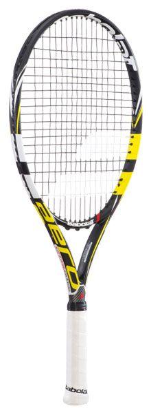 Babolat - Aeropro Drive Jr 26 - Sports et équipement - Tennis - Babolat Wilson Tennis Racquets, Tennis Racket, Head Tennis, Babolat Tennis, Tennis Online, Tennis Workout, Rafael Nadal, Babolat Racquets, Jr