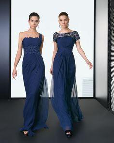 269 272 - Two - Robes de soirée - Rosa Clará - Mariages.net