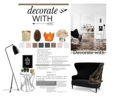 """""""Decorate with Candles ❤"""" by emma-avigdor ❤ liked on Polyvore featuring interior, interiors, interior design, home, home decor, interior decorating, Gubi, Diane James, Tom Dixon and Americanflat"""