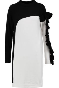 #paperlondon #cloth #sweater | Paper London | Pinterest | Ruffle trim, Wool  sweaters and Ruffles
