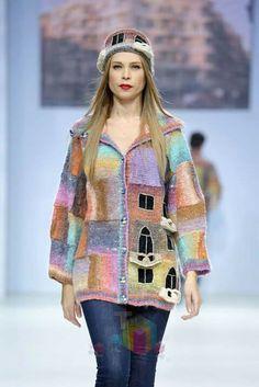 Anna lesnikova | RĘKODZIEŁO - swetry - sukienki | Pinterest | Anna