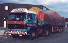 MERCEDES-BENZ POLLOCK (GB) Old Lorries, Mercedes Benz Trucks, Commercial Vehicle, Vintage Trucks, Classic Trucks, Cars And Motorcycles, Transportation, British, History