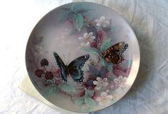 Porcelain Plate Lena Liu Limited Edition by RinnovatoVintage