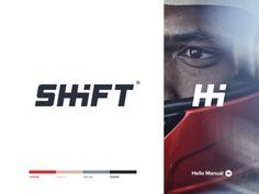 Shift - Branding by Eddie Lobanovskiy
