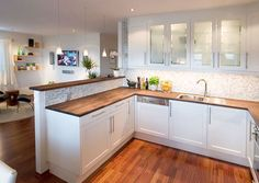 Welcome to Roger's home page Kitchen Room Design, Kitchen Cabinet Design, Kitchen Redo, Kitchen Layout, Home Decor Kitchen, Interior Design Kitchen, Home Kitchens, Kitchen Ideas, Kitchen Cabinets
