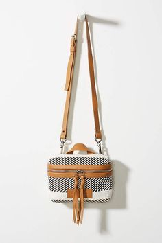 Daniella Lehavi Leni Crossbody Bag by in Black Size: All, Bags at Anthropologie Handmade Accessories, Travel Accessories, Leh, Unique Bags, Bago, Signature Style, Hats For Women, Purses And Handbags, Bucket Bag