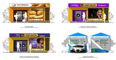 shopfront layout design