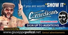 giuseppe polizzi SHOW IT crazy marketing genius  2017