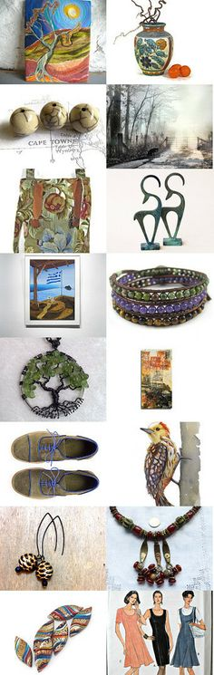 Discover the World by Peggy on Etsy--Pinned with TreasuryPin.com