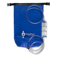 RapidPure Explorer Camp 4.1L Water Filter System
