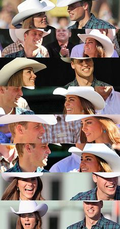 Love them and their cowboy hats