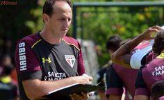 Diretoria do São Paulo banca Rogério Ceni: 'Estamos satisfeitos com o trabalho'