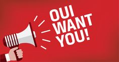 Calling all Freelancers, Oui want you! If you want the opportunity work in a fun, creative and fast paced environment on a variety of brand communication projects, you've come to the right place.