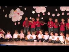Recita di Natale 2015 Scuola dell'infanzia Don Baldo - YouTube Canti, Recital, Youtube, Songs, Children, Winter, Tall Clothing, 1 Year Olds, Christmas Music