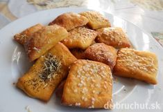 Krekry z tekvice hokkaido Pretzel Bites, French Toast, Bread, Breakfast, Food, Funny, Basket, Hokkaido, Meal
