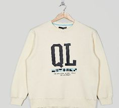 The Quiet Life Flagship Sweatshirt The Quiet Life was established in 1997 in Los Angeles by Andy Mueller. Creating designs that are inspired by a combination of music, skateboarding and photography. The brand present this Flagship swea http://www.comparestoreprices.co.uk/sweatshirts/the-quiet-life-flagship-sweatshirt.asp
